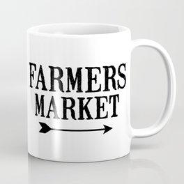 Farmers Market Coffee Mug