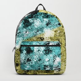 Glass Tiles Tricolor CBY Backpack
