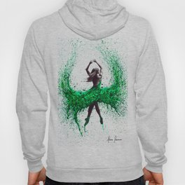 An Emerald Love Hoody