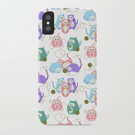 3 Little Kittens iPhone Case