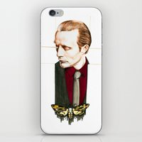 hannibal iPhone & iPod Skins featuring Hannibal by Caeruls