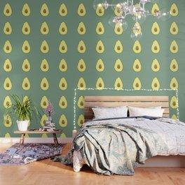 Avocado Wallpaper