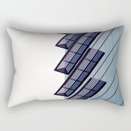 Conquer Your Thoughts Rectangular Pillow
