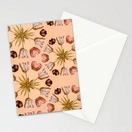 Tulip Pinwheels Photographic Pattern #2 Stationery Cards