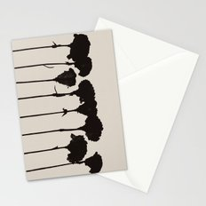 carnations 1 Stationery Cards