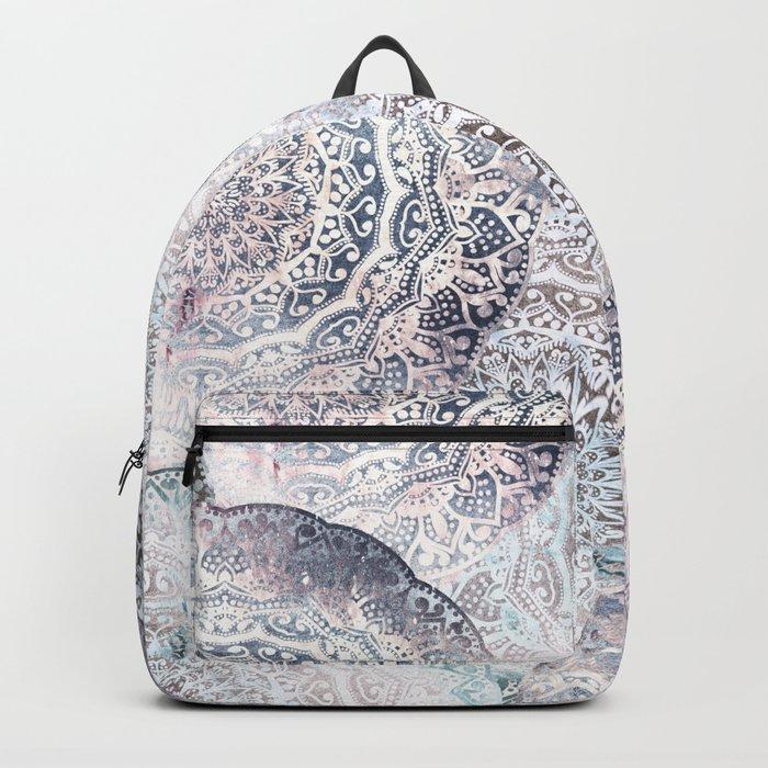 GALAXY BOHO MANDALAS Backpack