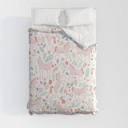 Unicorn Fields Comforters