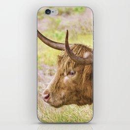 Longhorn 2 iPhone Skin