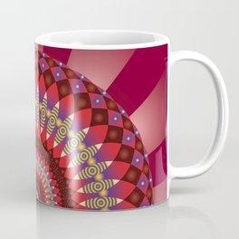 Creativity Mandala - מנדלה יצירתיות Coffee Mug