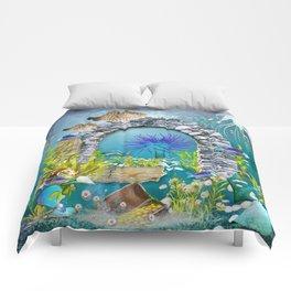 Unterwasserlandschaft Comforters