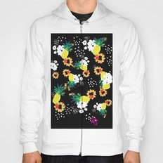 Floral Pineapple Punch DARK Hoody