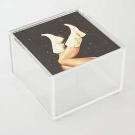 These Boots - Space Acrylic Box