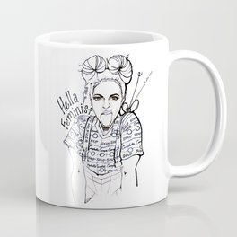#STUKGIRL EMMA Coffee Mug
