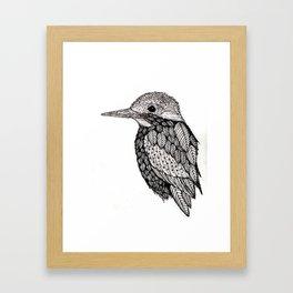 Another Birdie Framed Art Print