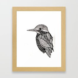 Another Birdie Framed Art Print