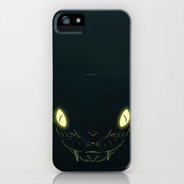 Mighty Snek iPhone Case