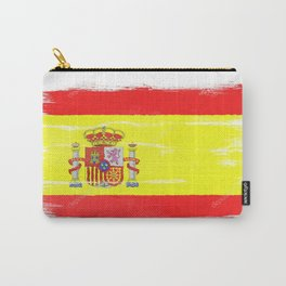 spain painting Carry-All Pouch