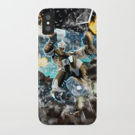 Shoot First. No Talking.  iPhone Case