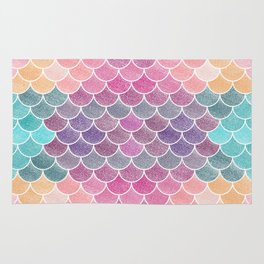 Lovely Pattern (Glitter Version) Rug