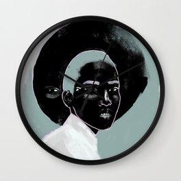 Black Vision Magic Wall Clock
