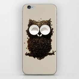 Hoot! Night Owl! iPhone Skin