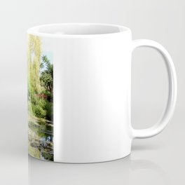 Willow Tree in Monet's Garden  Coffee Mug