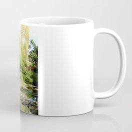 Willow Tree in Monet's Garden  Coffee Mug