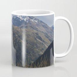 Alpine Mountain Landscape Coffee Mug