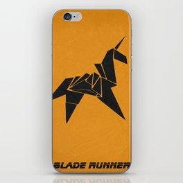 Blade Runner 01 iPhone Skin