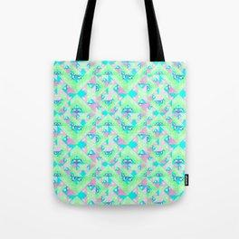 Geo Texture Tote Bag
