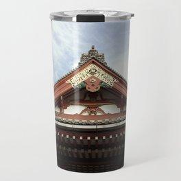 Asakusa Tokyo Japan Travel Mug