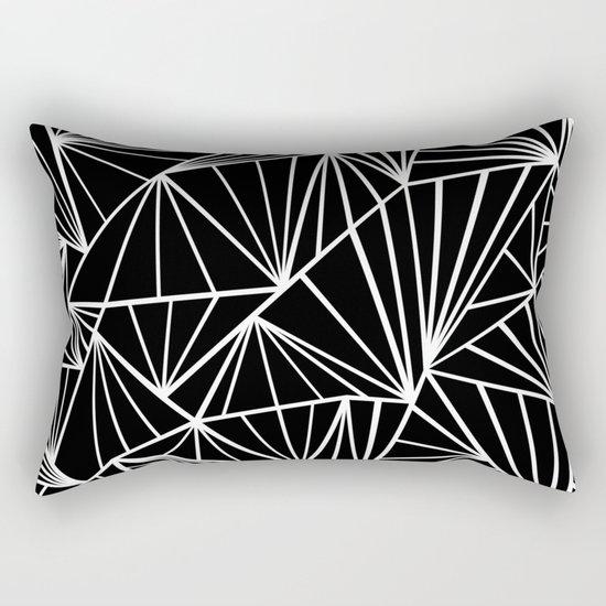 Ab Fan Zoom Rectangular Pillow