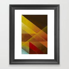 Jazz Festival 2012 (Number 2 in a series of 4) Framed Art Print