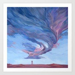 """""""Clouds #3"""" Art Print"""