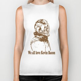 We are in love with Kevin Bacon Biker Tank