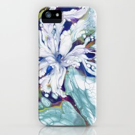 A Dream of Flower and Lace iPhone Case