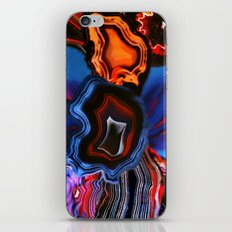 Agate, What springs from Earth dissolves to Earth again iPhone & iPod Skin