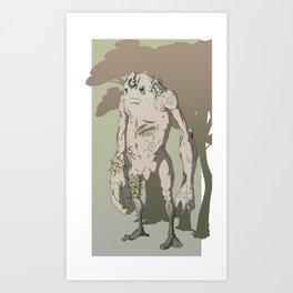 okuzbey Art Print