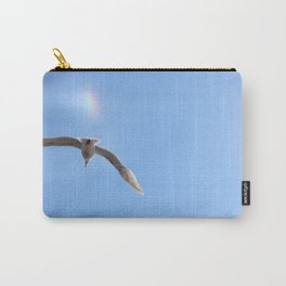Bird in a flash Carry-All Pouch