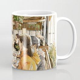 Farm Cafe Coffee Mug