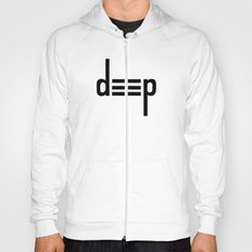 DEEP - Ambigram series Hoody