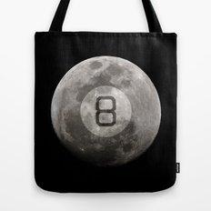 Magic 8 Ball Tote Bag
