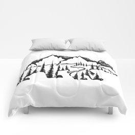 Bear Valley Comforters