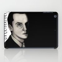 moriarty iPad Cases featuring Moriarty by LiseRichardson