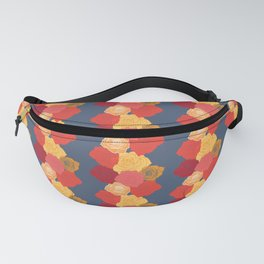 Rosie Stripes Fanny Pack