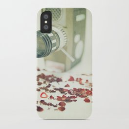 The Movie of our Love iPhone Case