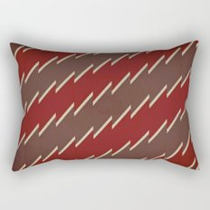.R.E.D. Rectangular Pillow