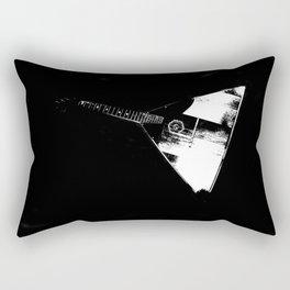 Balalaika Decay Rectangular Pillow