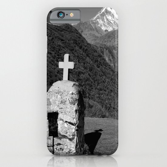 Cross Section iPhone & iPod Case