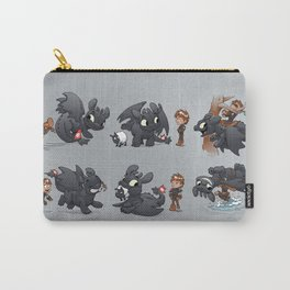How Not to Train Your Dragon Carry-All Pouch